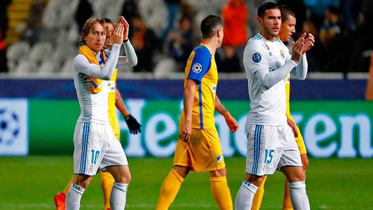¿Quién no ha pensado que al Madrid le tocará el Besiktas?