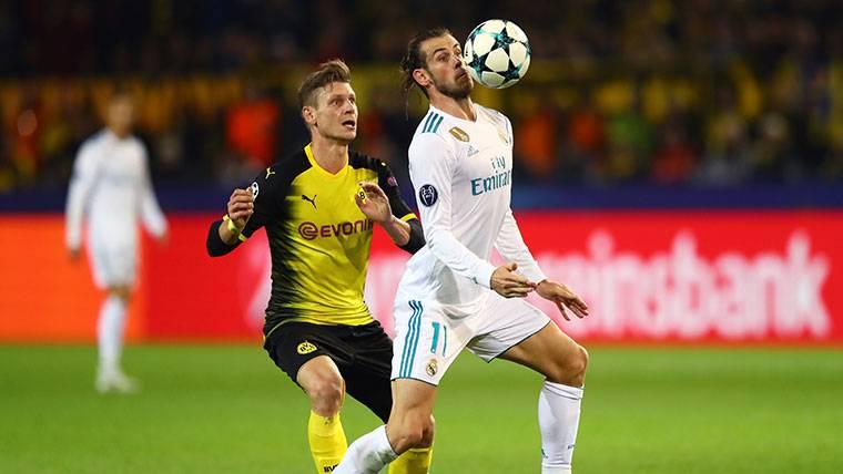 Fatídico 2017 para Bale, que sigue al margen en el Madrid