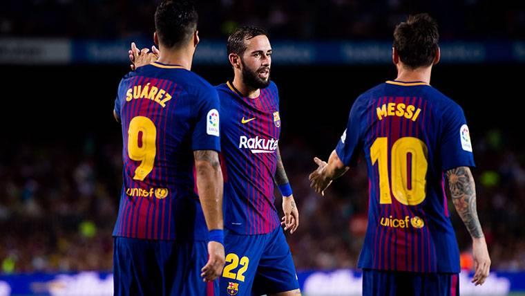 El Barça efectuará una o más salidas antes de fichar en enero