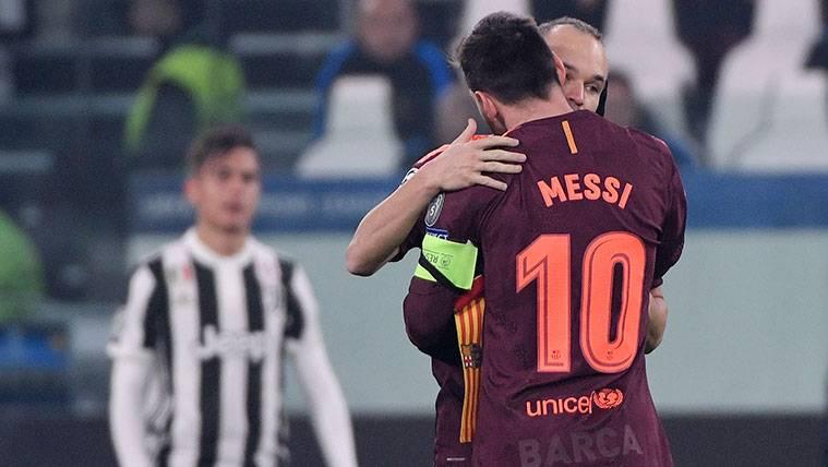 Messi desvela a quién ve como rival más fuerte en Champions