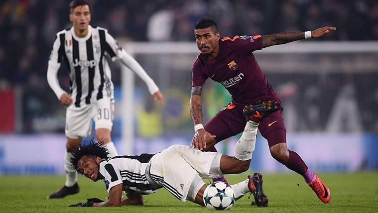 Paulinho adelanta a Alcácer en el duelo por el once de Mestalla