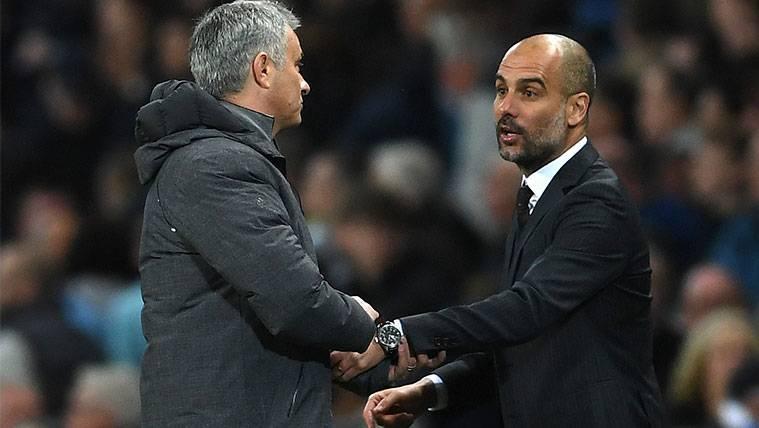 """""""Preferiría que Pep Guardiola entrenara al Manchester United"""""""