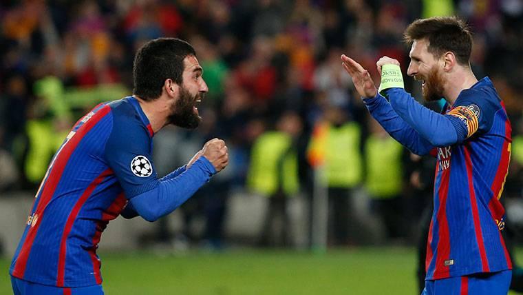 Las palabras de Leo Messi sobre la situación de Arda Turan