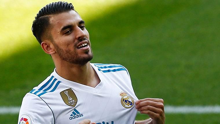 ¿Qué está ocurriendo con Dani Ceballos en el Real Madrid?