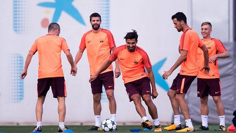 La diferencia entre Deulofeu y André Gomes en el Barça