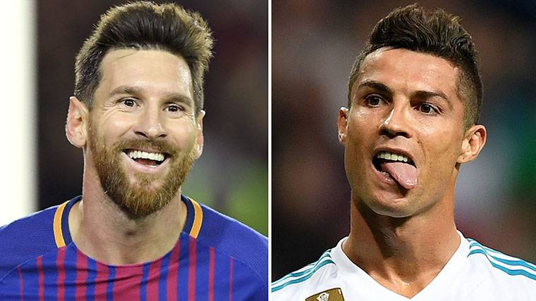 La comparativa más diáfana entre Leo Messi y Cristiano