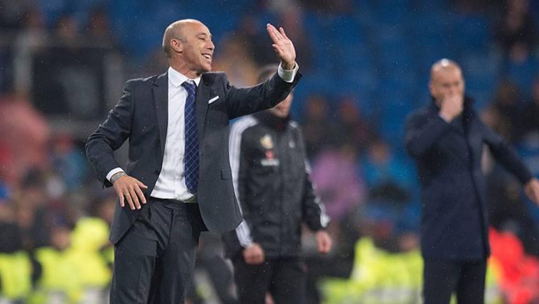 """""""Hemos puesto nervioso al Bernabéu durante 60 minutos"""""""