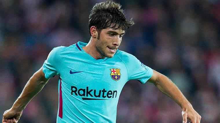 La renovación de Sergi Roberto con el Barça, más cerca