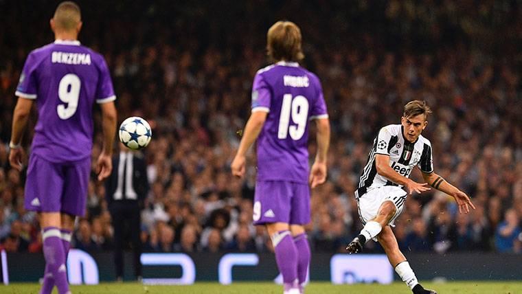 ¡El Real Madrid pretende fichar a Paulo Dybala para 2018!