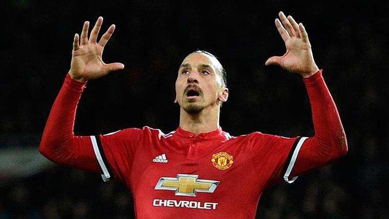 La gloria de Ibrahimovic en el United, en manos de Mourinho