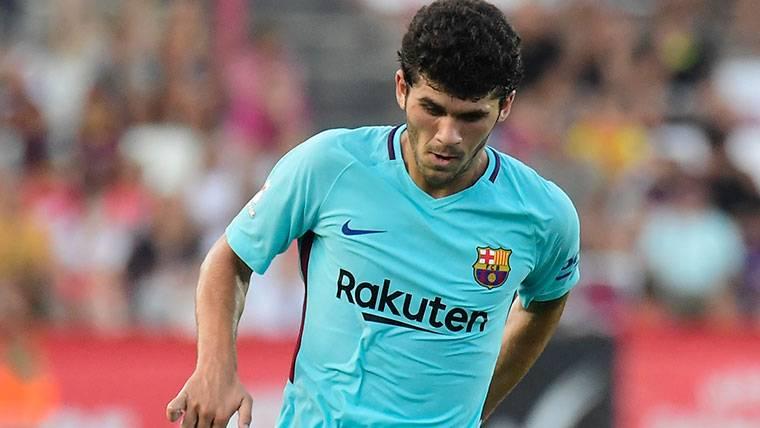 Esta es la cláusula especial de Aleñá con el FC Barcelona