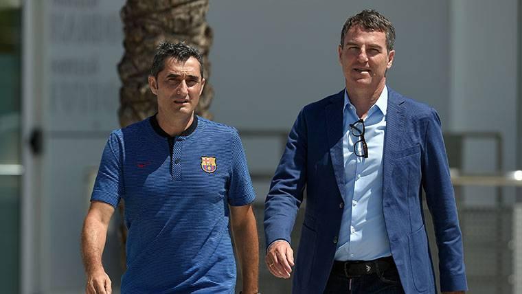 El Barça ya ha elegido qué dos futbolistas saldrán en enero