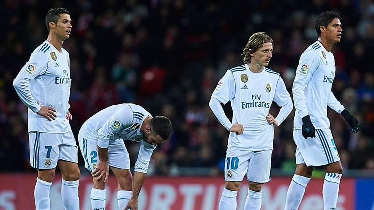 ¡El Real Madrid empata y sigue a 8 puntos del Barça en Liga!