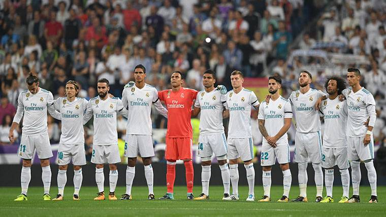 El Madrid... ¡Sin tres titulares indiscutibles ante el Sevilla!