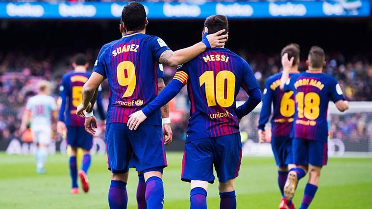 Consuelo del Barça: Atlético recorta, Valencia y Madrid, no