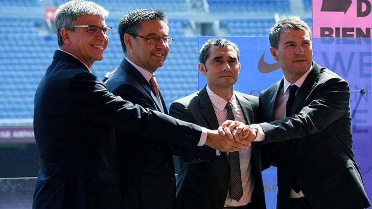 El Barça no tiene intención de fichar a un central en enero