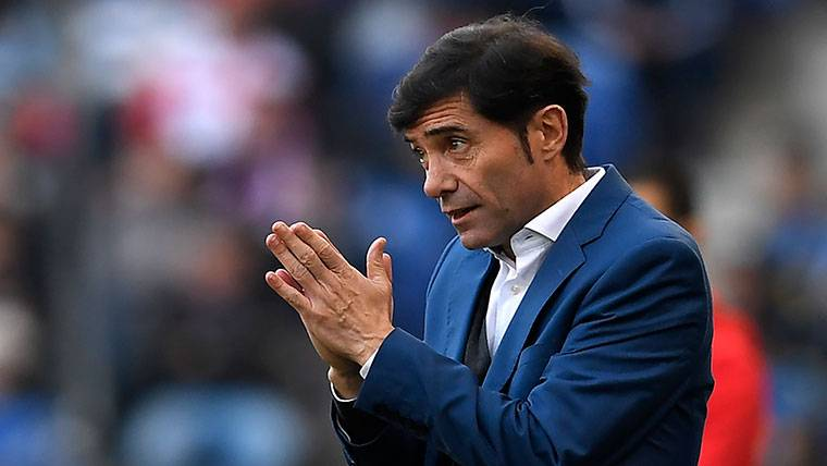 """Marcelino: """"El Madrid tiene peor plantilla que el año pasado"""""""