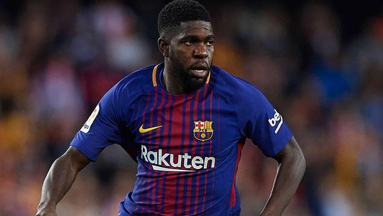 El Barça, sorprendido con el comportamiento de Umtiti