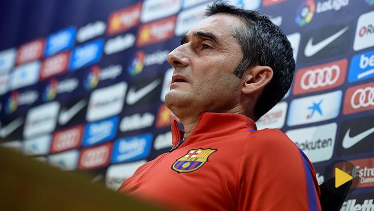 EN DIRECTO:Rueda de prensa de Valverde y Sergi Roberto