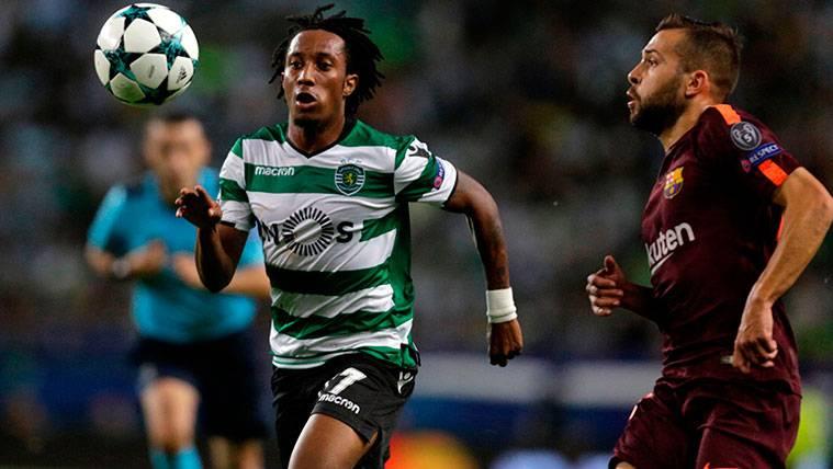El Barça valorará en directo a un futbolista del Sporting