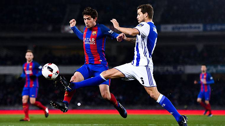Tres fichajes 'low cost' del Barça para la posición de central