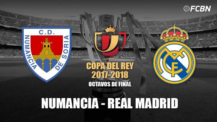 El sorteo de Copa, de nuevo benévolo con el Real Madrid