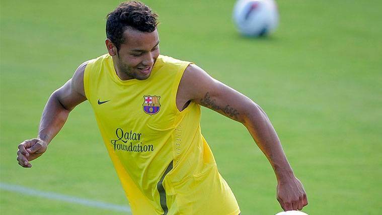 Toque de atención de Jeffrén al FC Barcelona por la cantera
