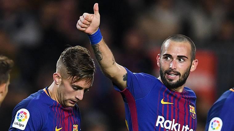 Aleix Vidal le gana la partida a Deulofeu en el once de Valverde