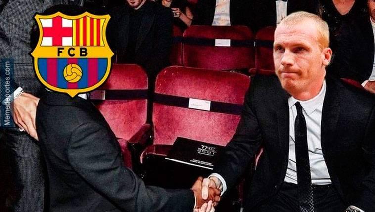 Estos son los mejores 'memes' del FC Barcelona-Sporting