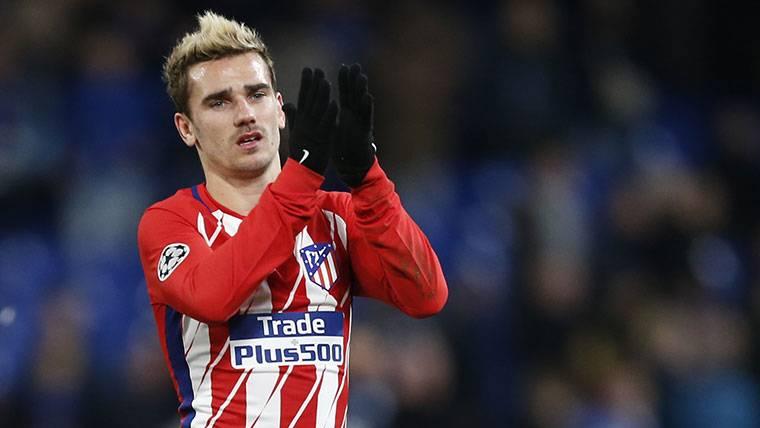 'Dardo' cruel contra Griezmann tras la debacle del Atlético