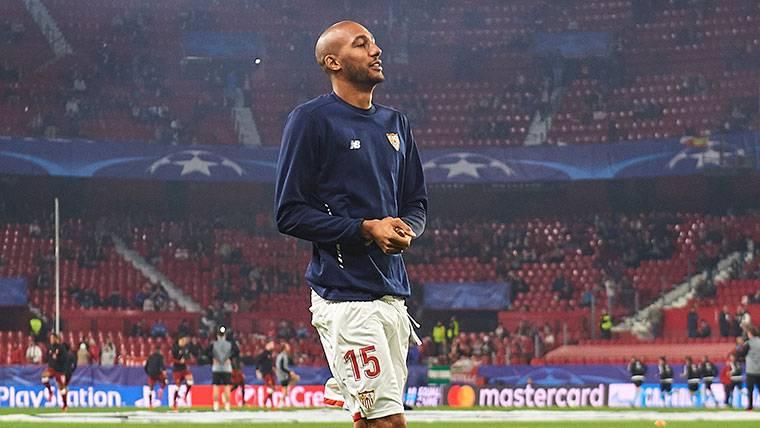 N'Zonzi sonó para el Barça y ahora puede dejar el Sevilla