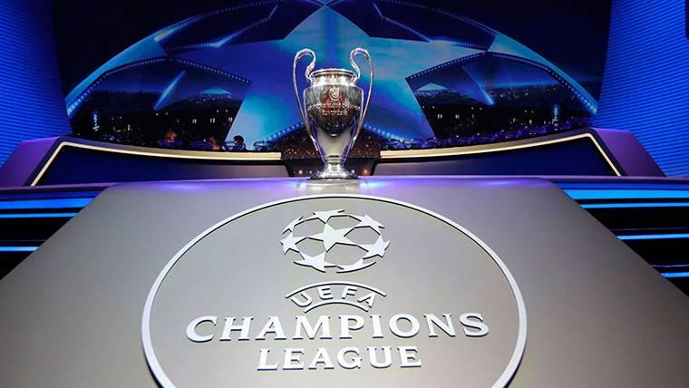Horario y fecha del sorteo de octavos de Champions 2017-18