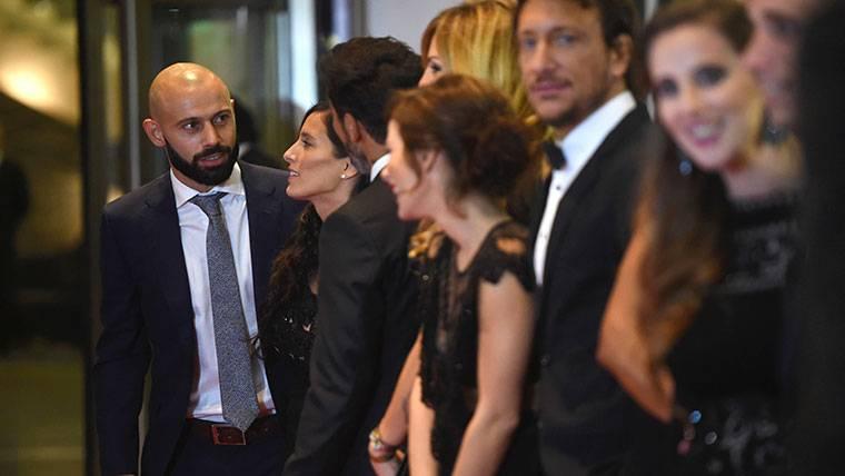 El FC Barcelona ya tendría listo al relevo de Mascherano