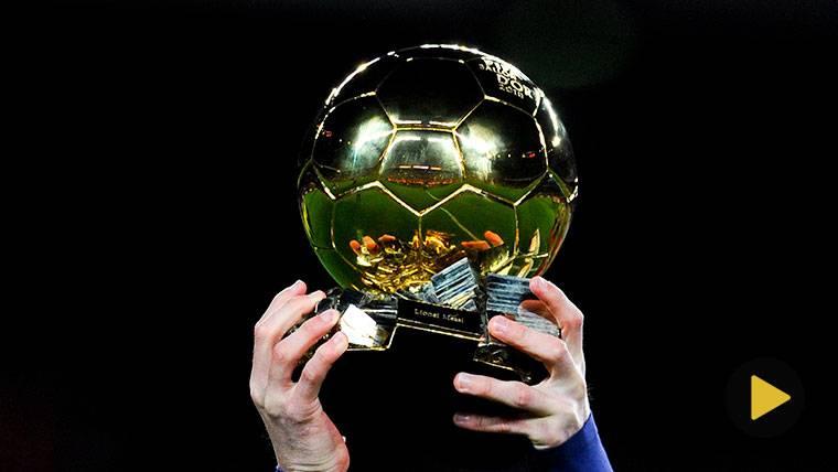 EN DIRECTO: Sigue la gala de entrega del Balón de Oro 2017