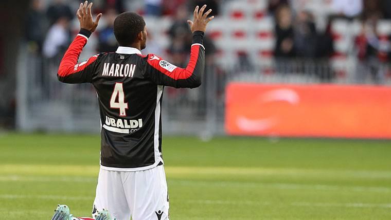 Preocupación en el Barça por la situación de Marlon Santos