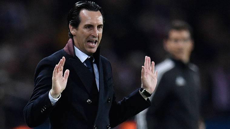 Emery responde a Florentino Pérez por el fichaje de Neymar