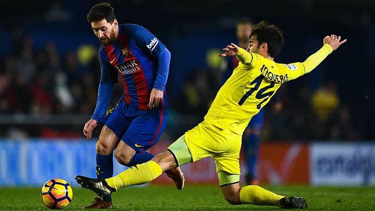 """""""Messi agota los calificativos, es extremadamente bueno"""""""