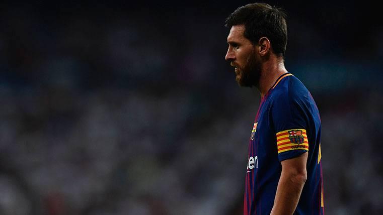 La preocupación de Leo Messi antes de renovar con el Barça