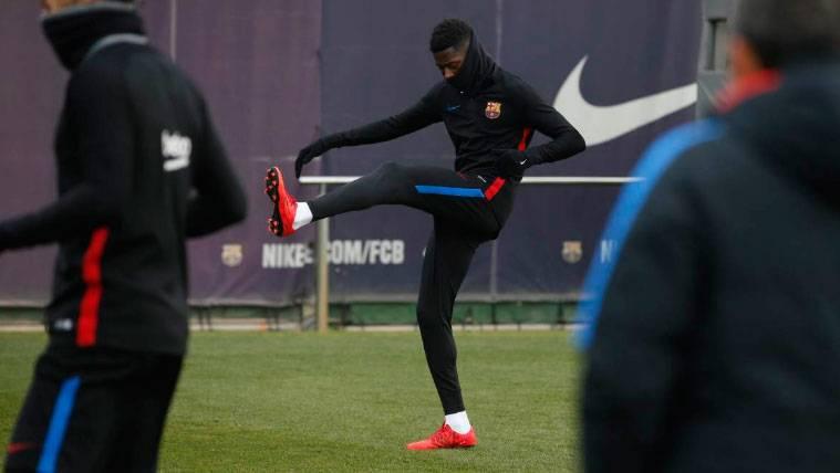 El Barça ya habría programado la vuelta de Ousmane Dembélé