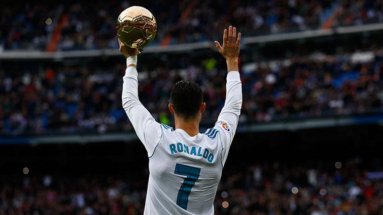 Cristiano despreció el Balón de Oro cuando lo ganó Messi