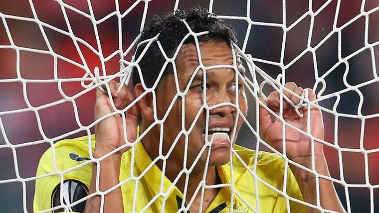 El Villarreal pierde a Bacca para el partido ante el Barcelona