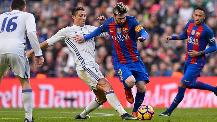 La insólita comparación entre Leo Messi y Cristiano Ronaldo