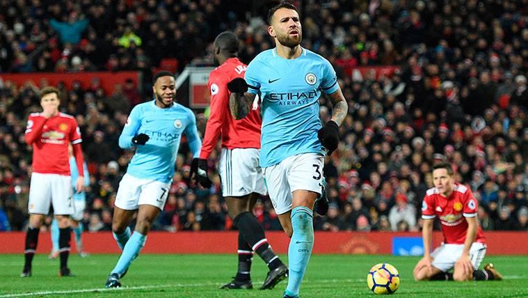 El Manchester City toma Old Trafford y encarrila la Premier
