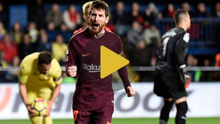Vídeo resumen: Villarreal 0 FC Barcelona 2 (LaLiga J15)