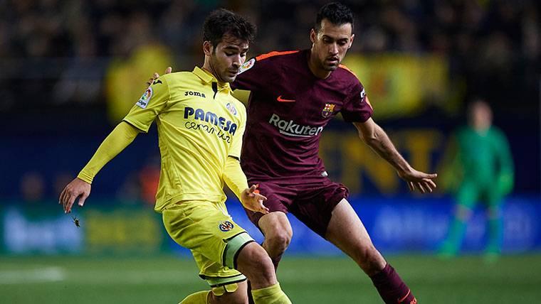 ALERTA: ¡Busquets podría perderse el Clásico del Bernabéu!
