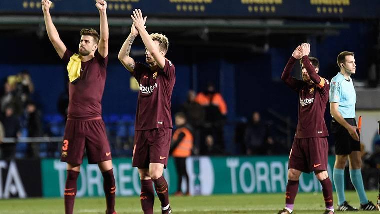 El Barça elimina otra fecha complicada en el calendario