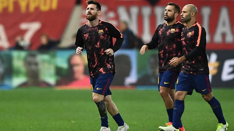 El último mensaje del Barça a Mascherano para que recapacite