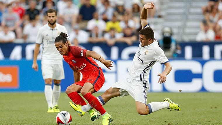 El Real Madrid nunca ha logrado eliminar al PSG en Europa