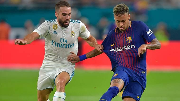 Este es el motivo por el que el Real Madrid más teme a Neymar