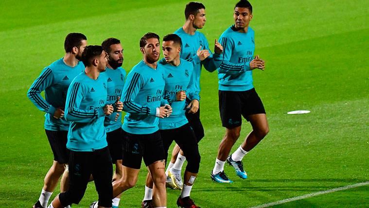 El Real Madrid también se juega el Clásico en el Mundialito